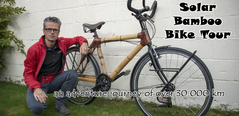 Solar Bike Tour