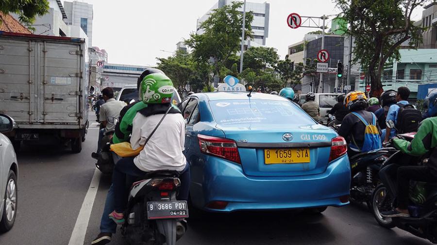 verkeerschaos